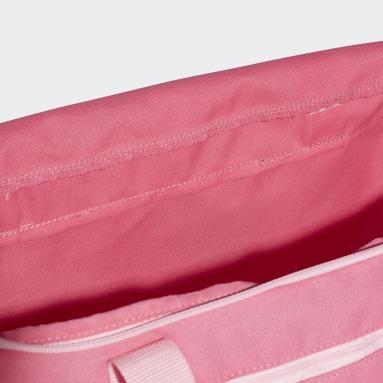 Sportswear Pink Linear Core Duffel Bag Small
