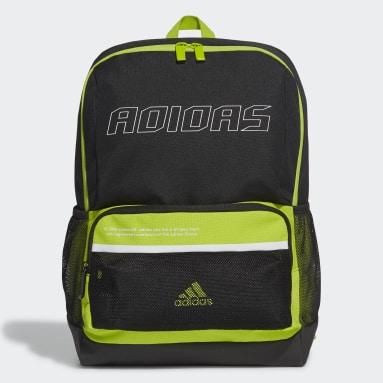 Kids Training Black Classic Backpack