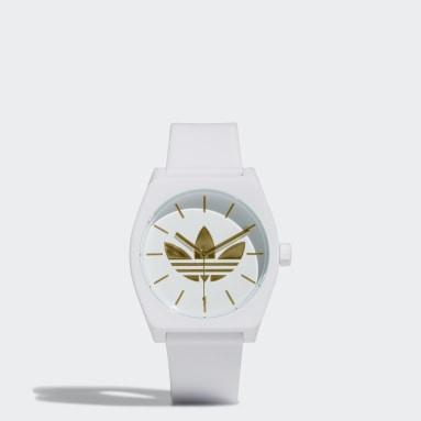 Originals PROCESS_SP1 Uhr Weiß