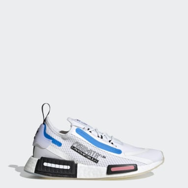 Women Originals White NMD_R1 Spectoo Shoes