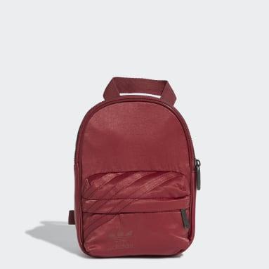 Mini Backpack Czerwony