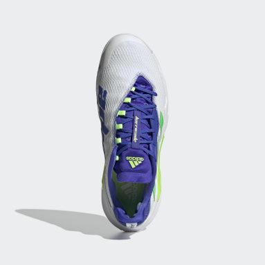 Tennis White Barricade Shoes