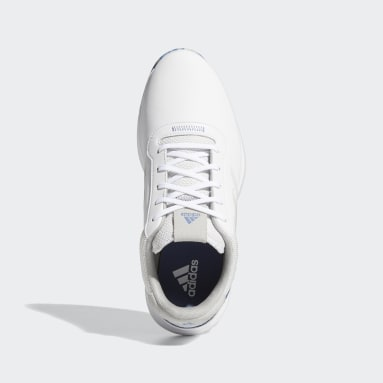 Men Golf White S2G Golf Shoes