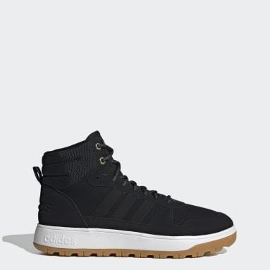 Dam Basket Svart Blizzare Boots