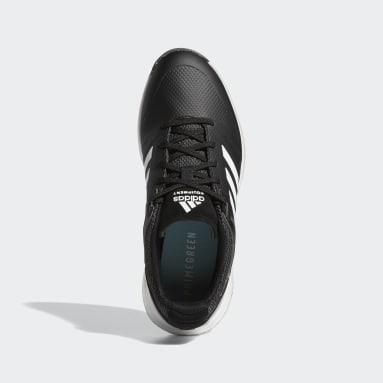 Women Golf Black EQT Spikeless Golf Shoes