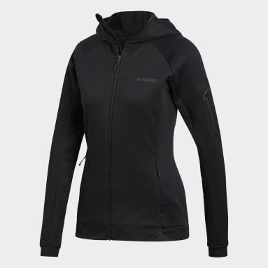 Dam TERREX Svart Stockhorn Hooded Jacket
