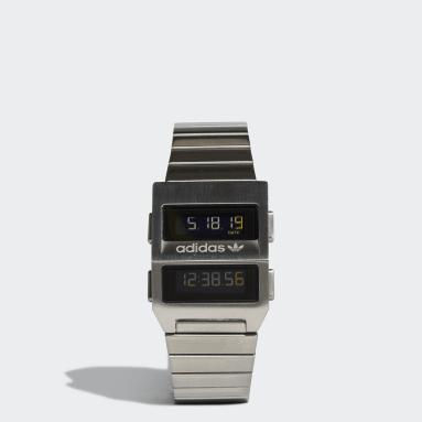 Originals Archive_M3 Uhr Silber