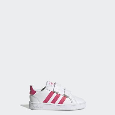 Sapatos Grand Court Branco Raparigas Sportswear