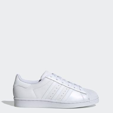 Kvinder Originals Hvid Superstar sko