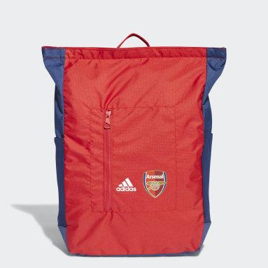 Arsenal Ryggsekk Rød