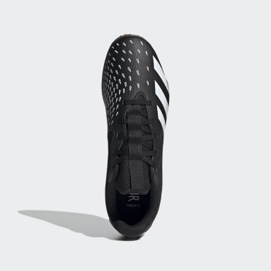 Men Football Black Predator Freak.4 Sala Indoor Boots
