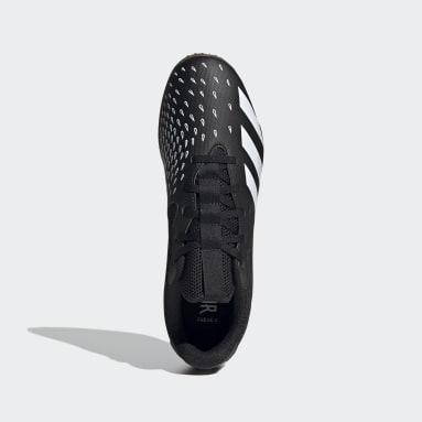 Soccer Black Predator Freak.4 Sala Indoor Shoes