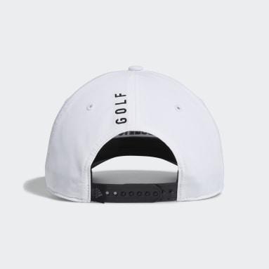 Men's Golf White No Bogeys Snapback Hat