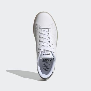 ผู้ชาย Sport Inspired สีขาว รองเท้า Advantage Eco