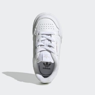 Zapatilla Continental 80 Blanco Niño Originals