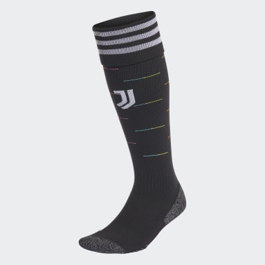 Football Black Juventus 21/22 Away Socks