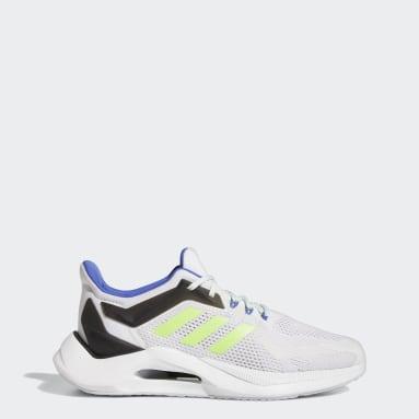 Men Running White Alphatorsion 2.0 Shoes