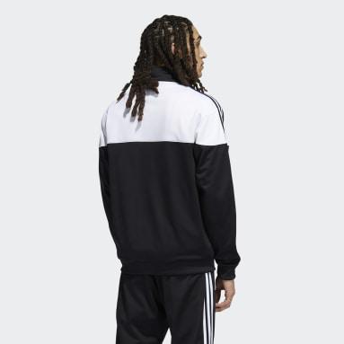 Men Originals Black Split Firebird Track Jacket