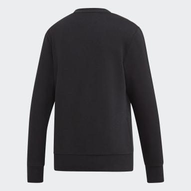 Sweat-shirt Essentials 3-Stripes noir Femmes Essentials