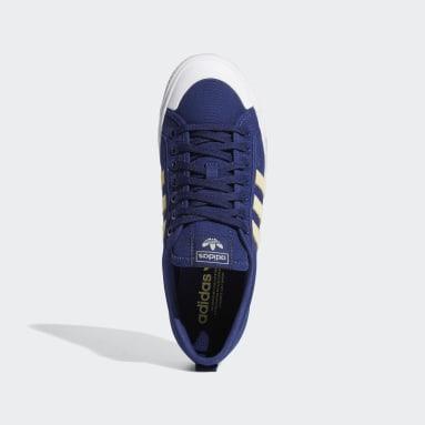 Heren Originals Blauw Nizza Schoenen