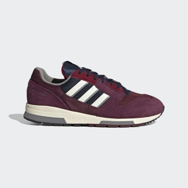 Originals Burgundy ZX 420 Shoes