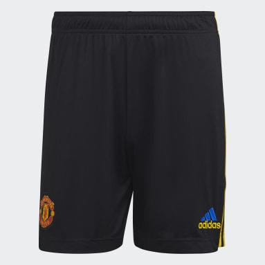 Short Third 20/21 Manchester United FC Nero Calcio