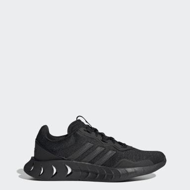 Men Sport Inspired Black Kaptir Super Shoes