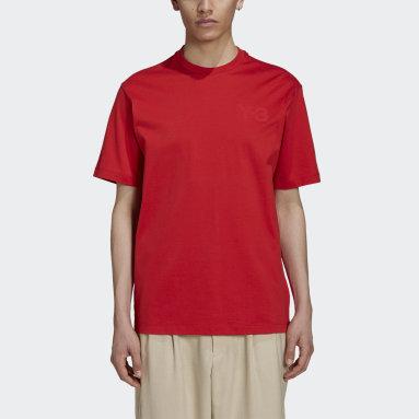 Camiseta Y-3 CL Logo Rojo Hombre Y-3