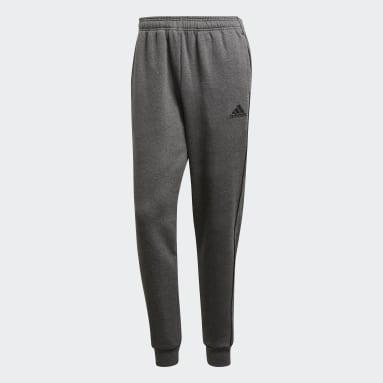 Pantaloni da allenamento Core 18 Grigio Uomo Fitness & Training