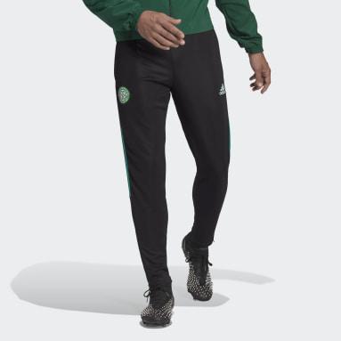 Pantalón entrenamiento Celtic FC Tiro Negro Hombre Fútbol