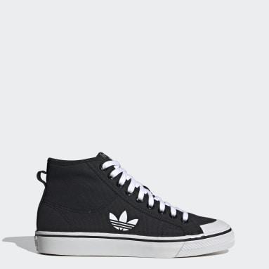 Originals Black Nizza Hi Shoes