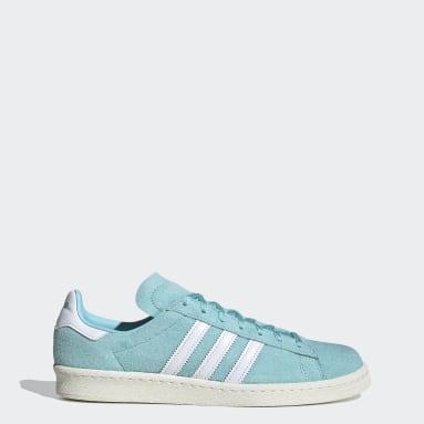 Women Originals Blue Campus 80s Shoes