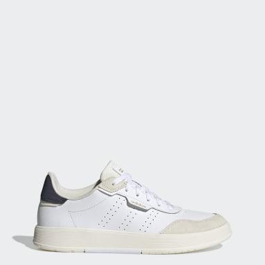 Zapatillas Courtphase Blanco Hombre Diseño Deportivo
