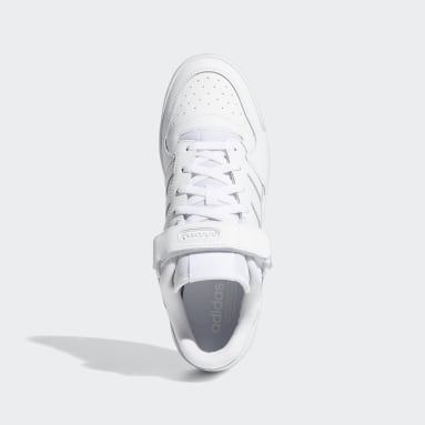 Originals Beyaz Forum Low Ayakkabı