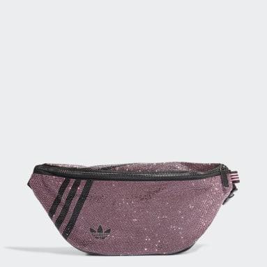 Women Originals Pink Waist Bag
