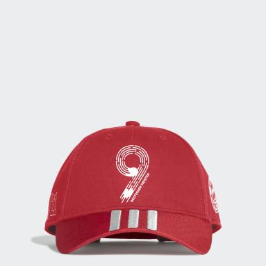 Football Red FC Bayern National League Winner Cap
