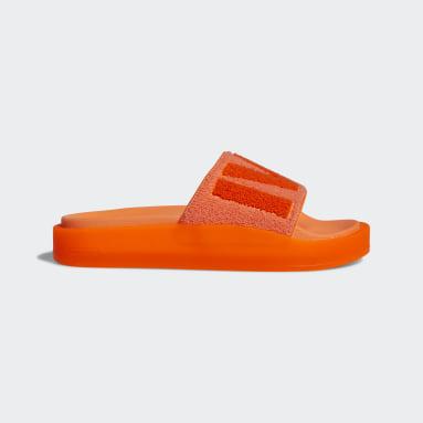IVY PARK Slides Pomarańczowy