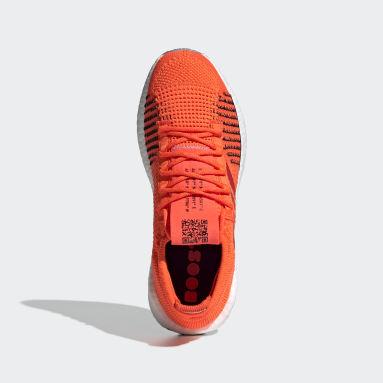Men's Running Orange Pulseboost HD Shoes