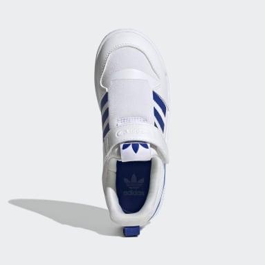 Children Originals White Forum 360 Shoes
