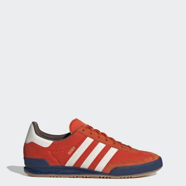 Men Originals Orange Cord Shoes
