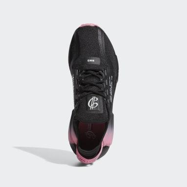 Chaussure NMD_R1 V2 Damian Lillard noir Originals