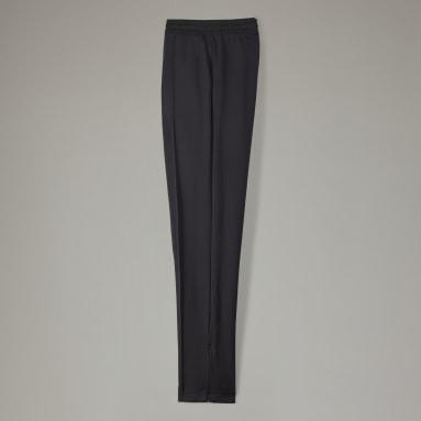 Men Y-3 Black Y-3 CL Track Pants
