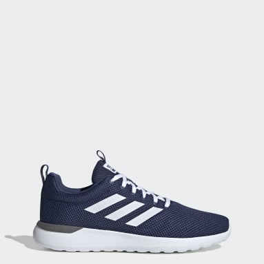 Men Essentials Blue Lite Racer CLN Shoes