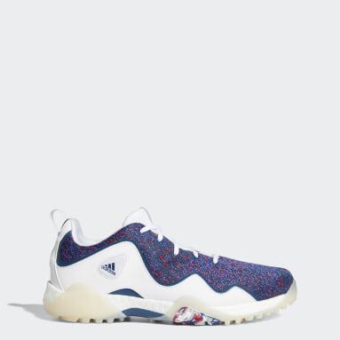 Codechaos 21 Primeblue Spikeless Golfdko Shoes Hvit