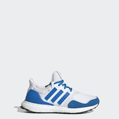 Kids Running White adidas Ultraboost DNA x LEGO® Colors Shoes