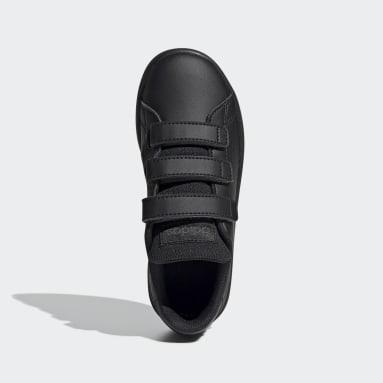 Scarpe Advantage Nero Bambini Sportswear
