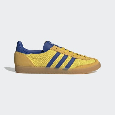 Chaussure Malmo Net SPZL Jaune Originals