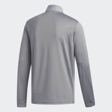 Men's Golf Grey Lightweight Top