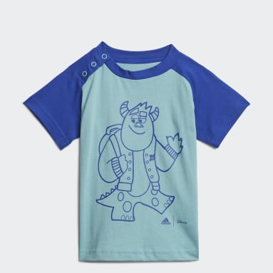 Kids Sportswear Green adidas x Disney Pixar Monsters, Inc. T-Shirt