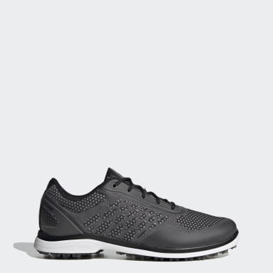 Dames Golf zwart Alphaflex Sport Spikeless Golfschoenen